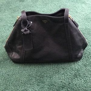 FOSSIL LARGE GWEN SHOPPER LEATHER